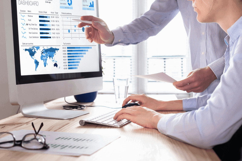 business intelligence mind7 consulting